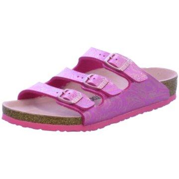 Birkenstock Offene Schuhe pink