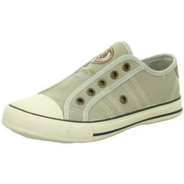 Softwaves Sneaker grau
