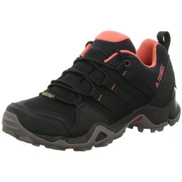 adidas TrekkingschuheTerrex AX2 R GTX Damen Outdoor Wanderschuhe schwarz schwarz