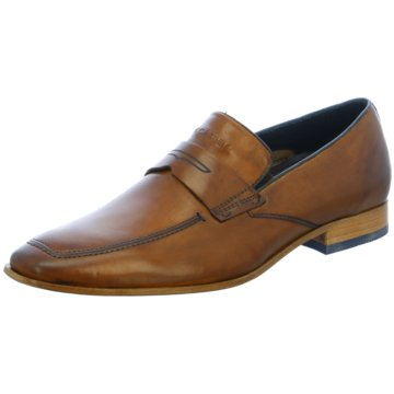 Daniel Hechter Business Slipper braun