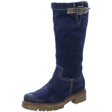 Manas Design Stiefel blau