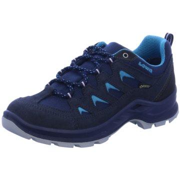 LOWA Outdoor SchuhLEVANTE GTX® LO Ws blau