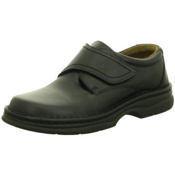Helix Komfort Slipper schwarz