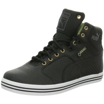 Puma Sneaker HighTatau Mid GTX schwarz