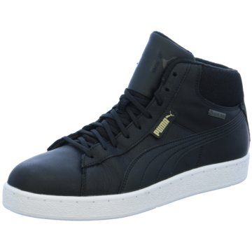 Puma Sneaker HighMid Winter GTX schwarz
