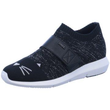 Karl Lagerfeld Sneaker schwarz