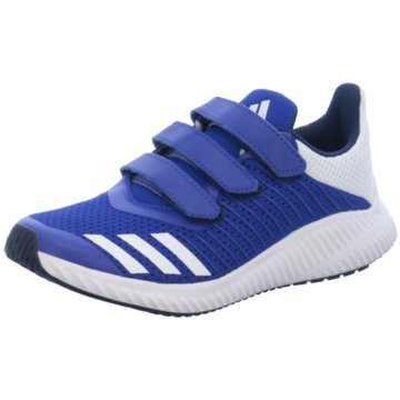 adidas LaufschuhFortaRunCF K blau