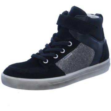 Ricosta Sneaker HighMarle schwarz