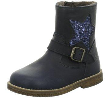 CliC Halbhoher Stiefel blau