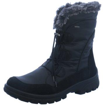 ara WinterbootSaas-Fee schwarz