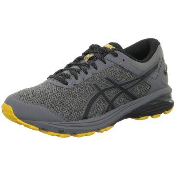 asics RunningGT-1000 6 G-TX Herren Laufschuhe Trail Running grau grau