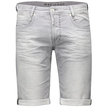 MAC Shorts grau