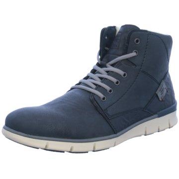 Rieker Komfort Stiefel blau