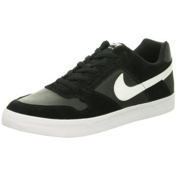 Nike Sneaker LowMEN'S SB DELTA FORCE VULC SKATEBOARDING SHOE - 942237-010 schwarz