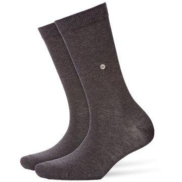 Burlington Socken grau