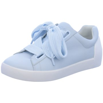 Ash Sneaker Low blau