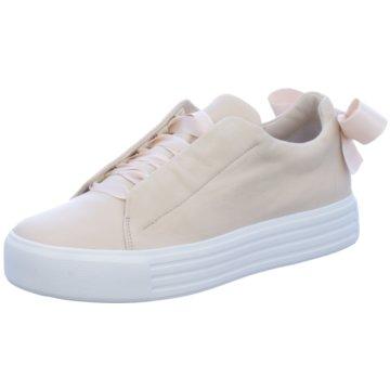 Kennel + Schmenger Plateau Sneaker rosa