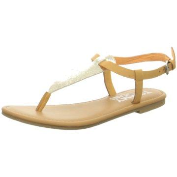 Tommy Hilfiger Sandalette beige