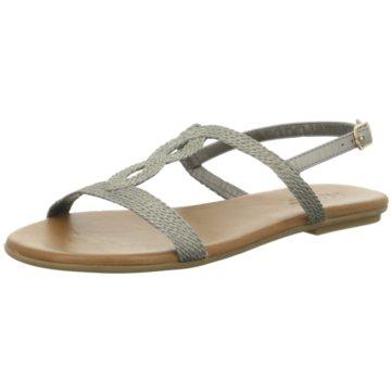 Inuovo Sandalette grau