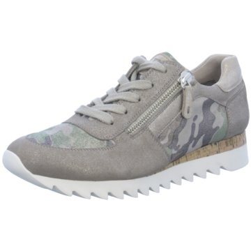 Paul Green Sportlicher SchnürschuhSneaker grau