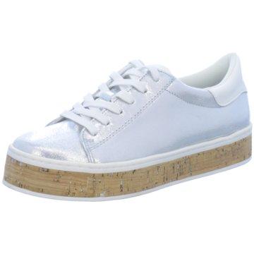s.Oliver Plateau Sneaker grau