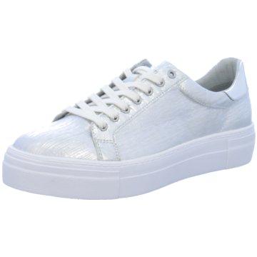 Tamaris Plateau Sneaker grau