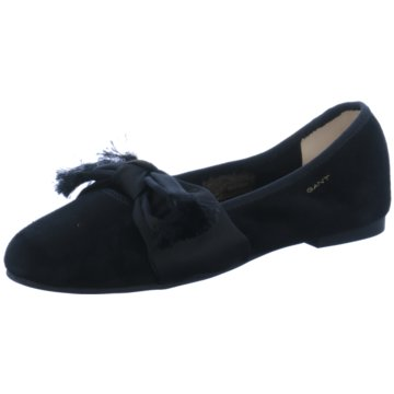 Gant Klassischer Ballerina schwarz