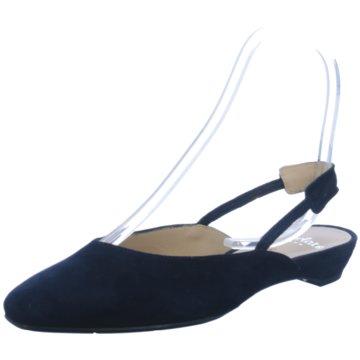 Perlato Sling Ballerina blau