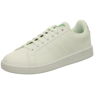 adidas Sneaker LowCloudfoam Advantage Clean weiß