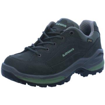 LOWA TrekkingschuheRENEGADE GTX LO WS - 320963 schwarz