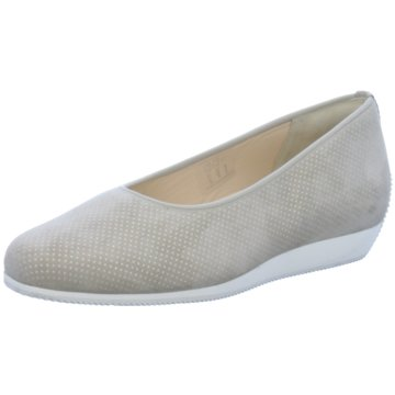 Hassia Komfort Slipper silber
