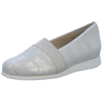 Hassia Komfort Slipper grau