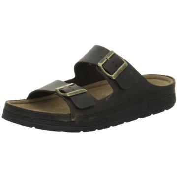 berkemann Komfort Schuh braun
