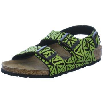 Birkenstock Sandale grün