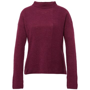 Tom Tailor Strickpullover rot