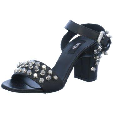 Mimmu Sandalette schwarz