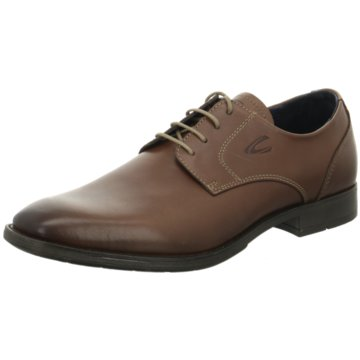 camel active Business Schnürschuh braun
