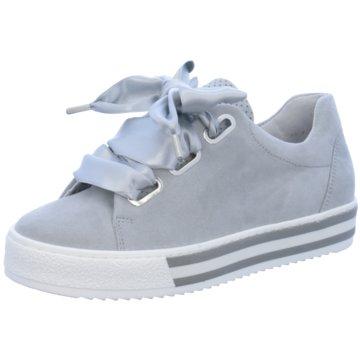 Gabor comfort Casual BasicsSneaker grau
