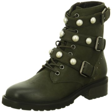 SPM Shoes & Boots Biker Boot grün