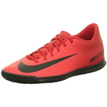Nike Hallen-Sohle rot