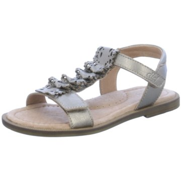 CliC Sandale silber
