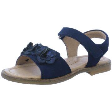 CliC Offene Schuhe blau