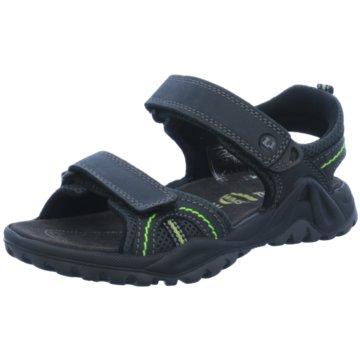 Lurchi by Salamander Offene Schuhe schwarz
