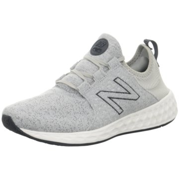 New Balance Slipper grau