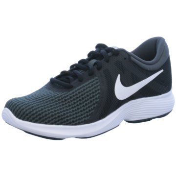 Nike RunningRevolution 4 schwarz