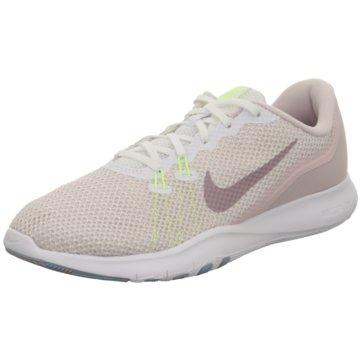 Nike Trainingsschuhe beige