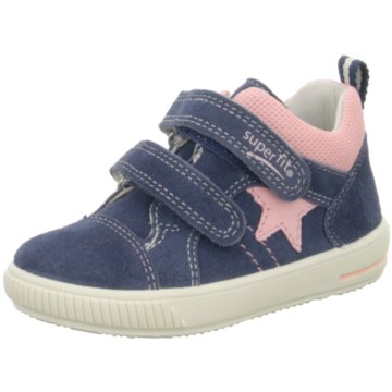 Superfit KlettschuhMoppy blau