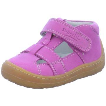 Legero Offene Schuhe pink