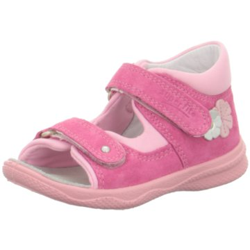 Superfit Sandale pink