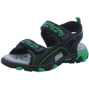 Legero Offene Schuhe schwarz
